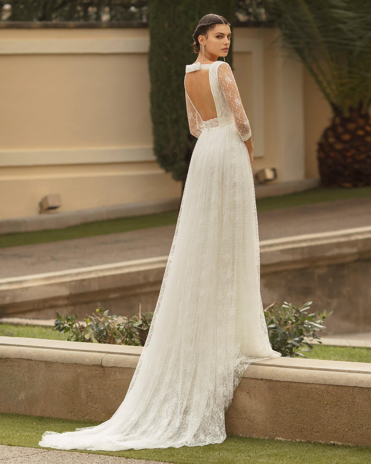 Svadobné šaty z kolekcií na rok 2020 - Obrázok č. 60