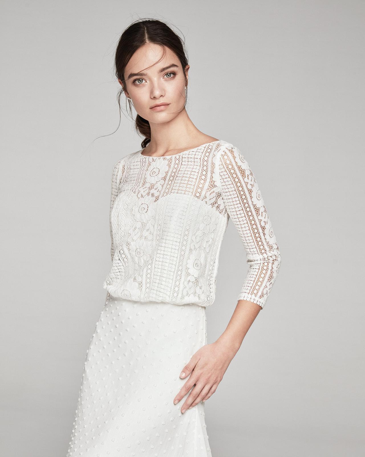 Svadobné šaty z kolekcií na rok 2020 - Obrázok č. 61