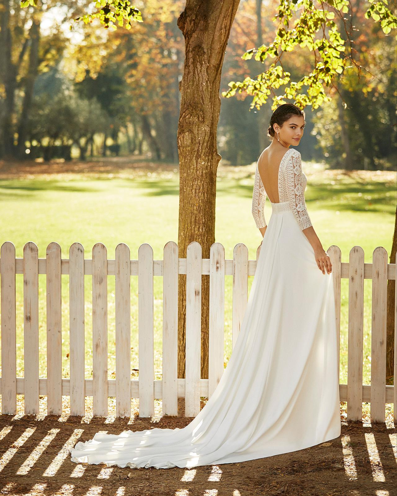 Svadobné šaty z kolekcií na rok 2020 - Obrázok č. 63