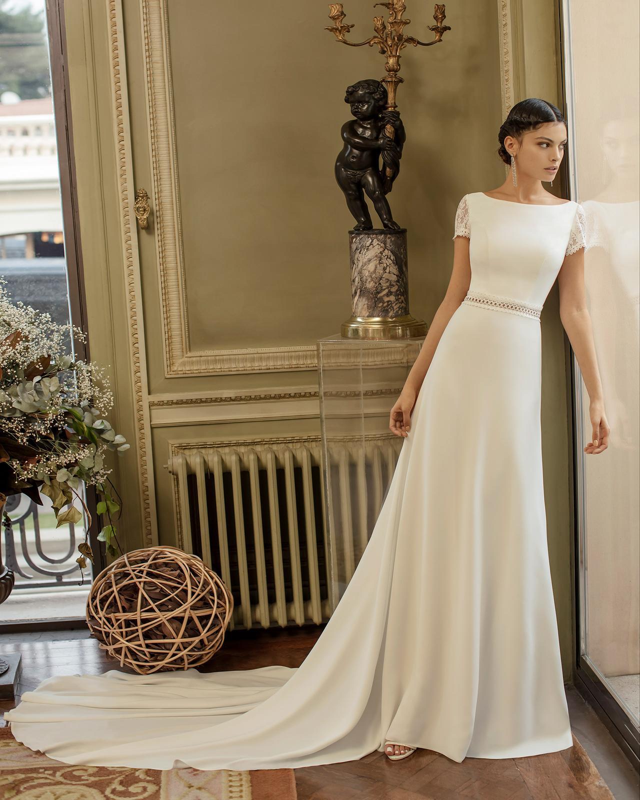 Svadobné šaty z kolekcií na rok 2020 - Obrázok č. 65