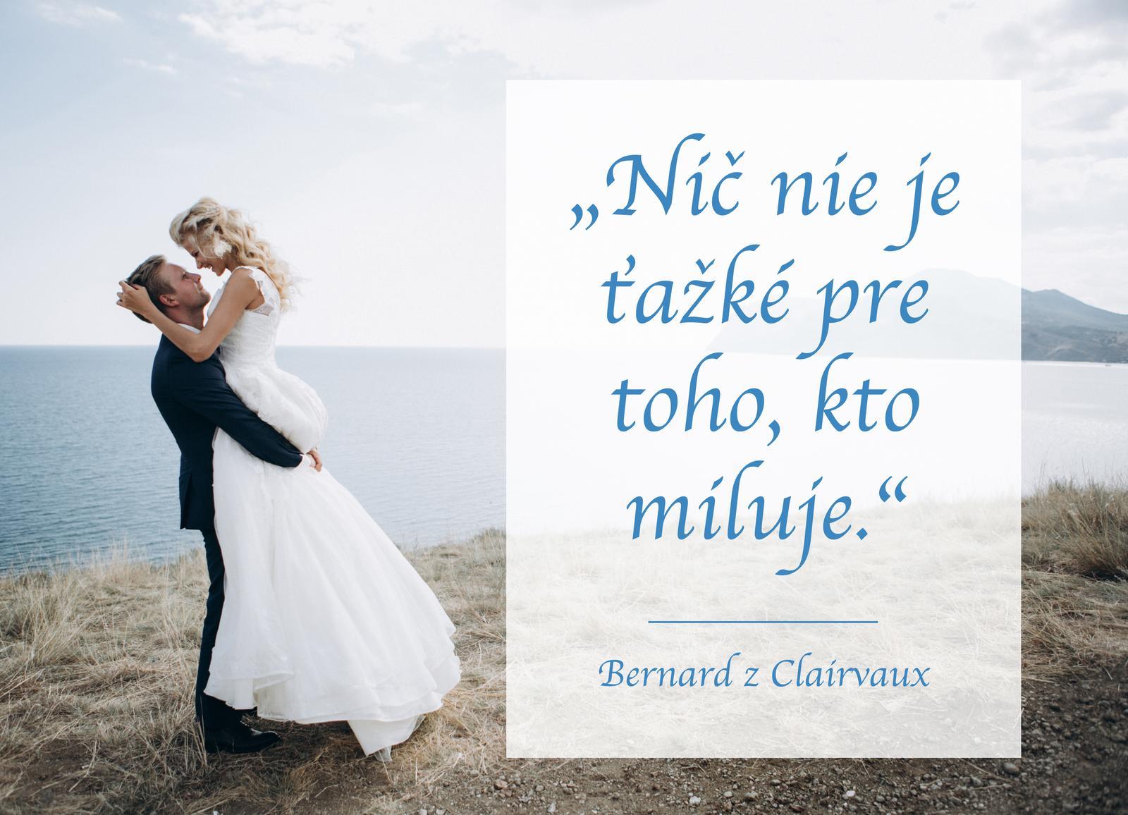 Citáty o láske a manželstve - Obrázok č. 1