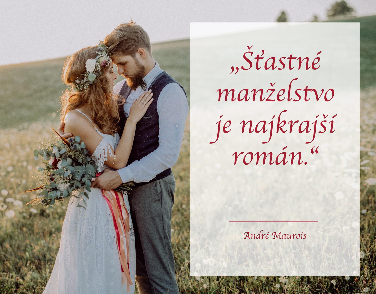 Citáty o láske a manželstve - Obrázok č. 2