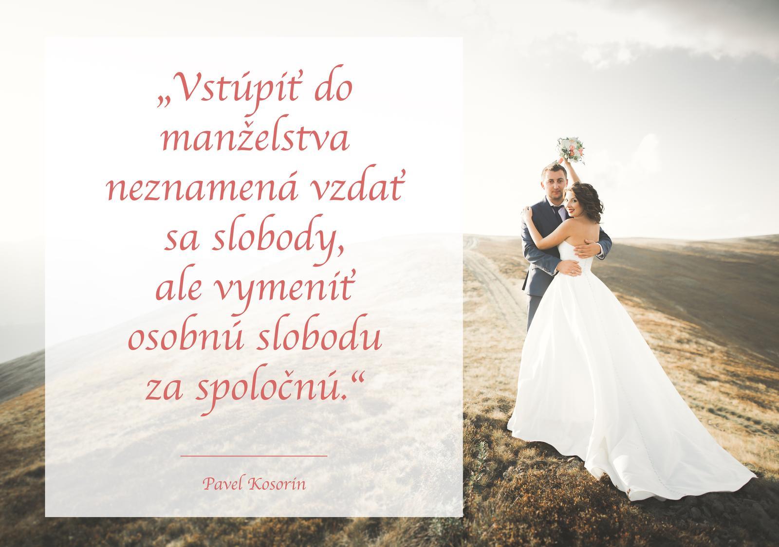 Citáty o láske a manželstve - Obrázok č. 3