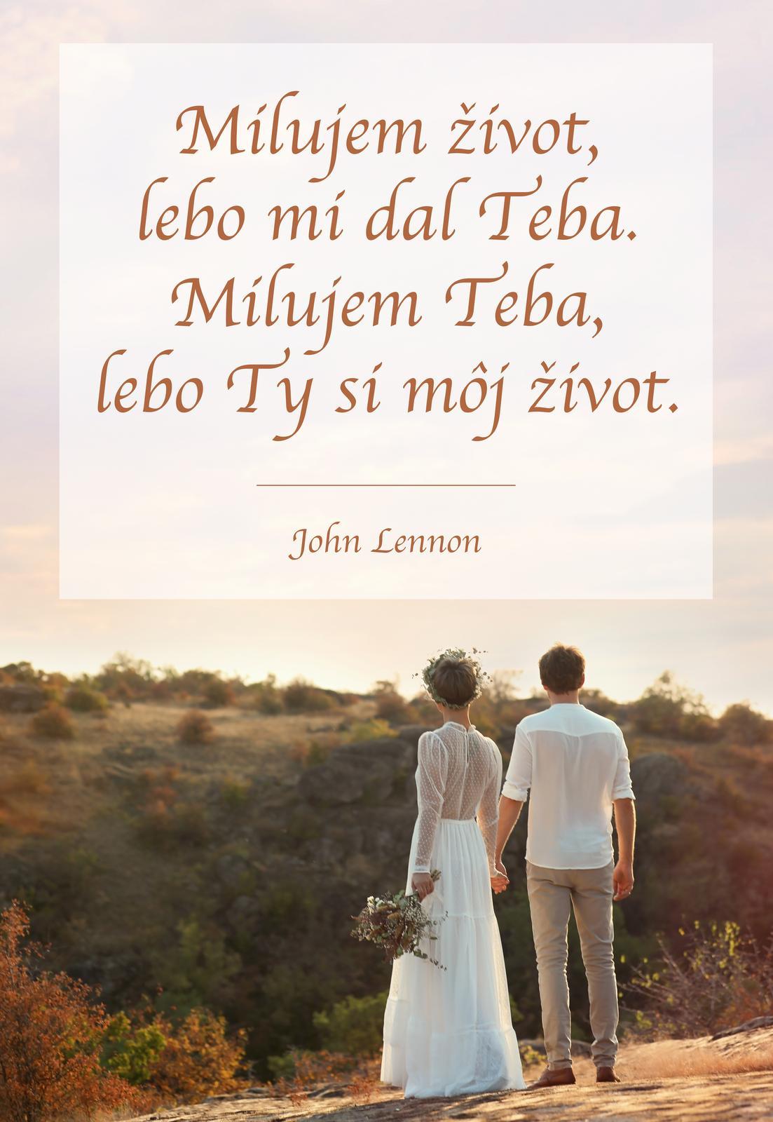 Citáty o láske a manželstve - Obrázok č. 16