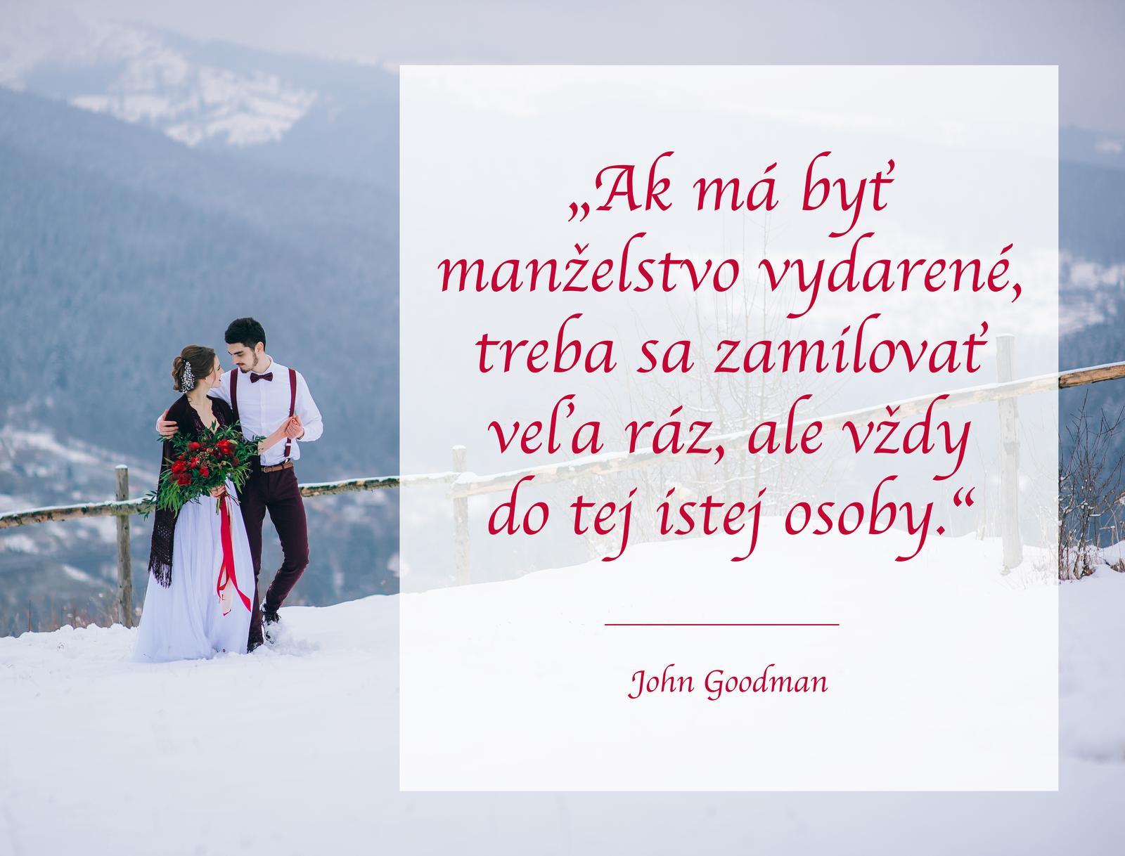 Citáty o láske a manželstve - Obrázok č. 20