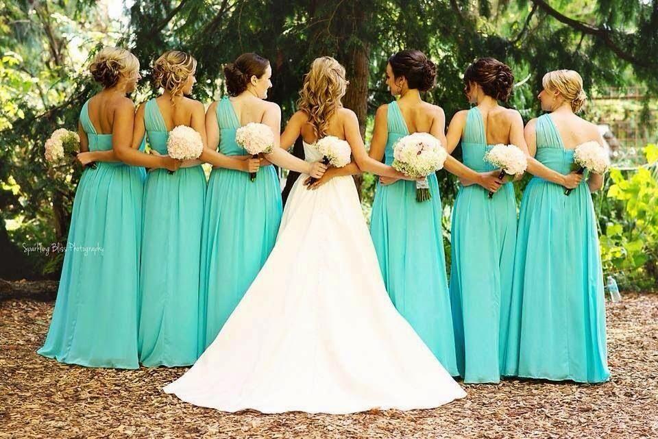 Tyrkysová svatba - Fotografie skupiny