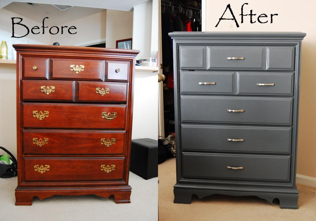 Premena starého nábytku a iné renovácie - Fotka skupiny