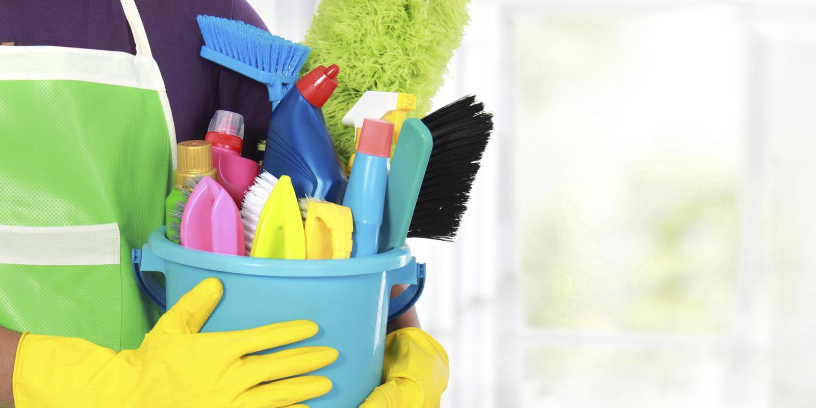 Upratovanie a starostlivosť o domácnosť - Fotka skupiny