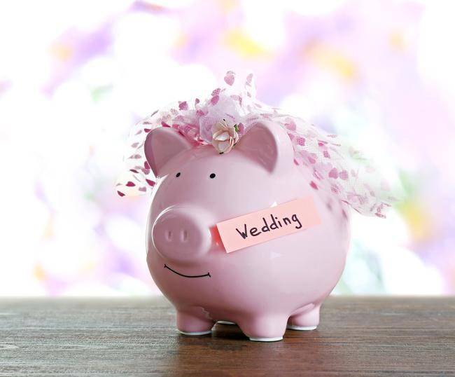 Finančne nenáročná svadba - Fotka skupiny