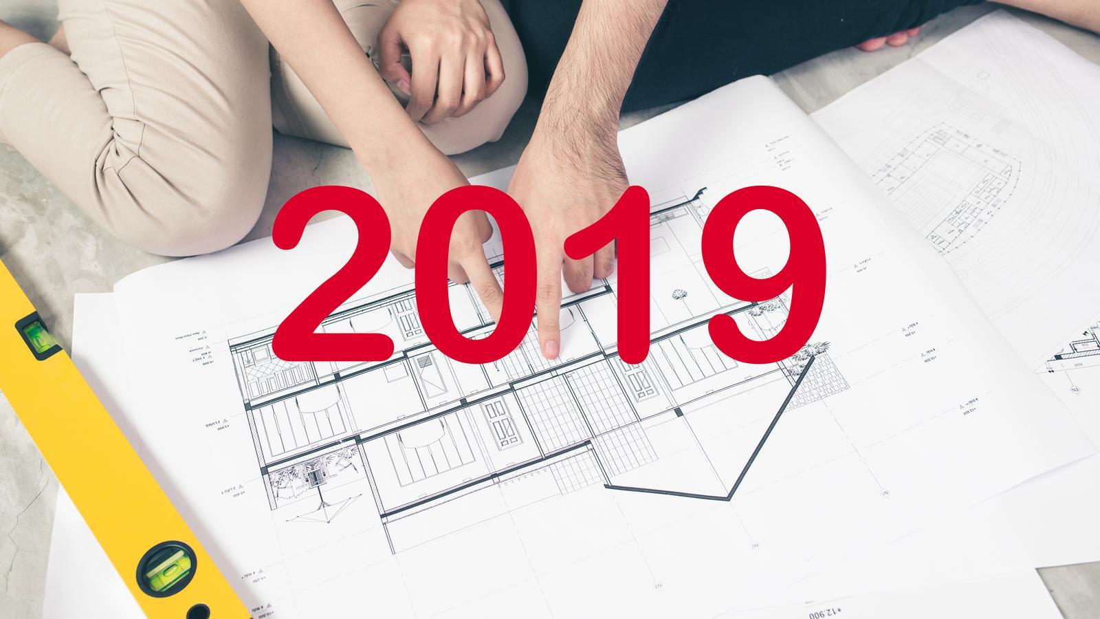V roku 2019 začíname stavať - Fotka skupiny