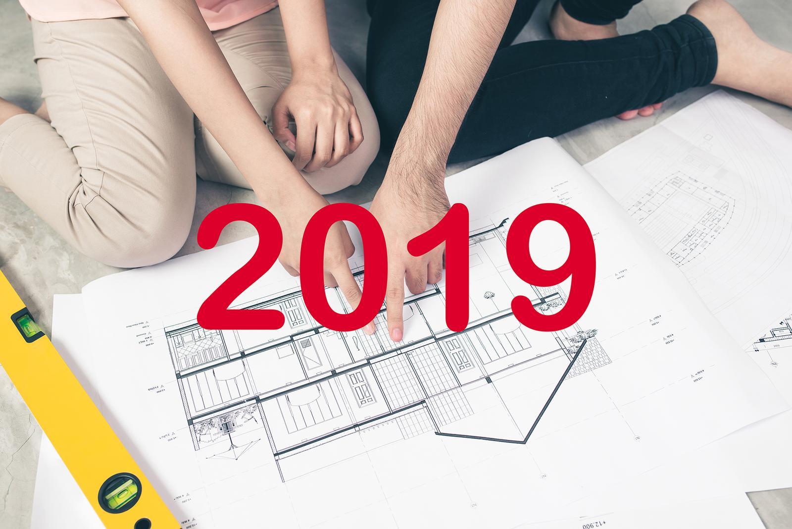 V roce 2019 začínáme stavět - Fotografie skupiny