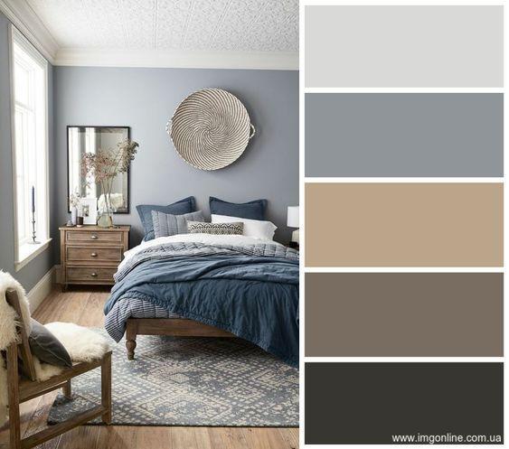 Farebné kombinácie - inšpirácie do interiéru - Obrázok č. 5