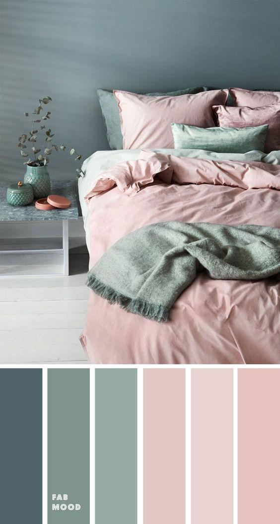Farebné kombinácie - inšpirácie do interiéru - Obrázok č. 8