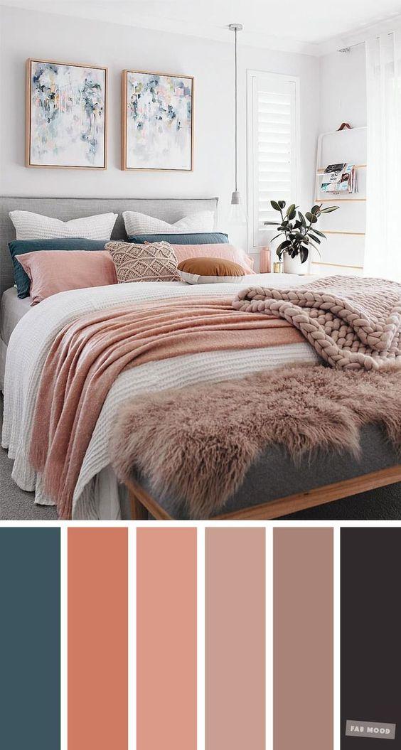 Farebné kombinácie - inšpirácie do interiéru - Obrázok č. 3