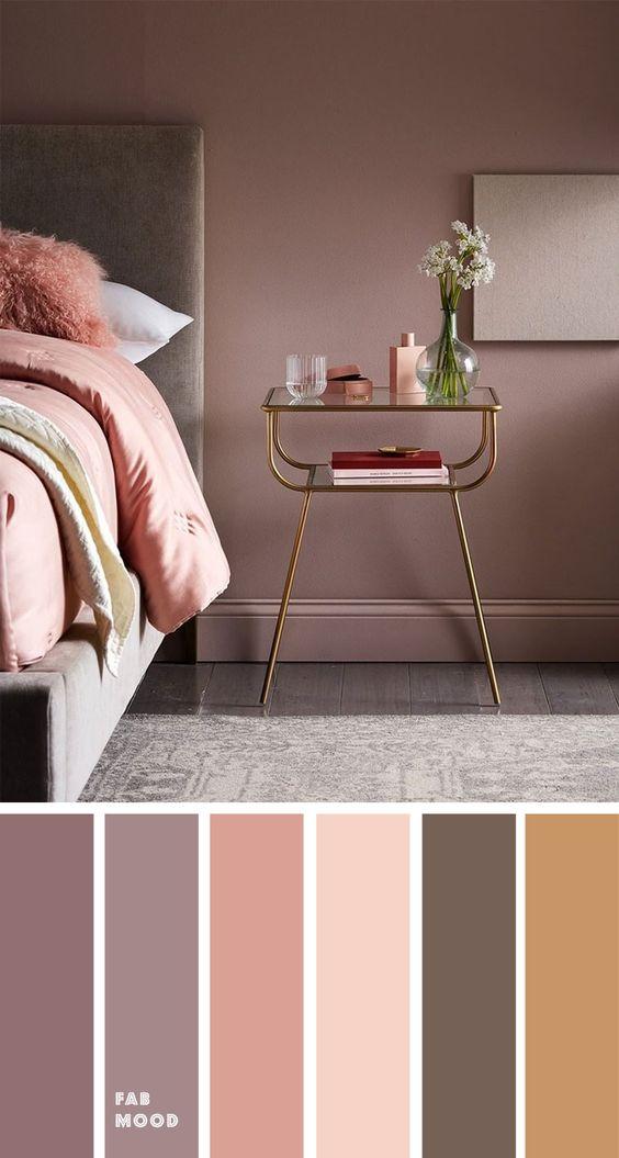 Farebné kombinácie - inšpirácie do interiéru - Obrázok č. 7