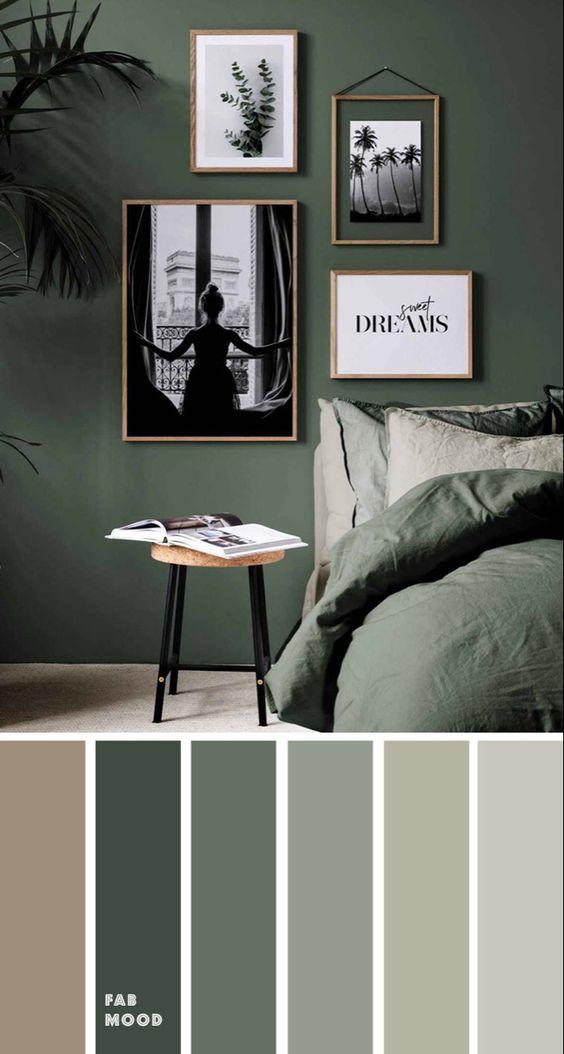 Farebné kombinácie - inšpirácie do interiéru - Obrázok č. 4