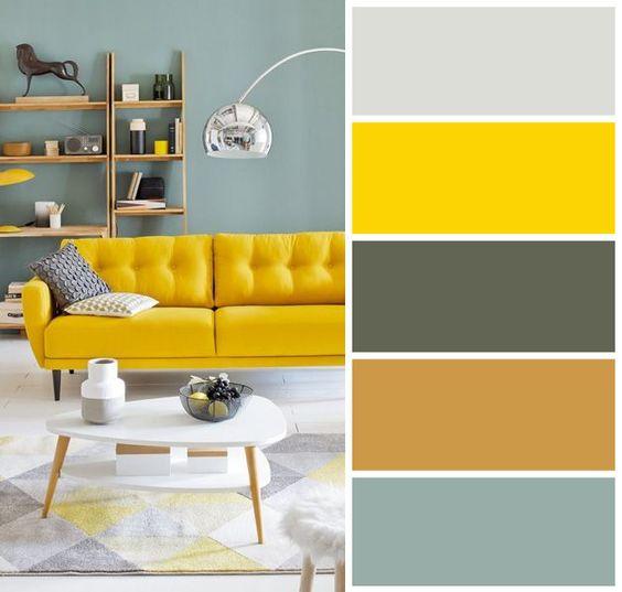 Farebné kombinácie - inšpirácie do interiéru - Obrázok č. 19