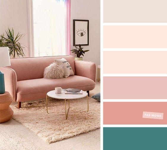 Farebné kombinácie - inšpirácie do interiéru - Obrázok č. 24