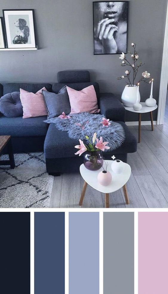 Farebné kombinácie - inšpirácie do interiéru - Obrázok č. 13