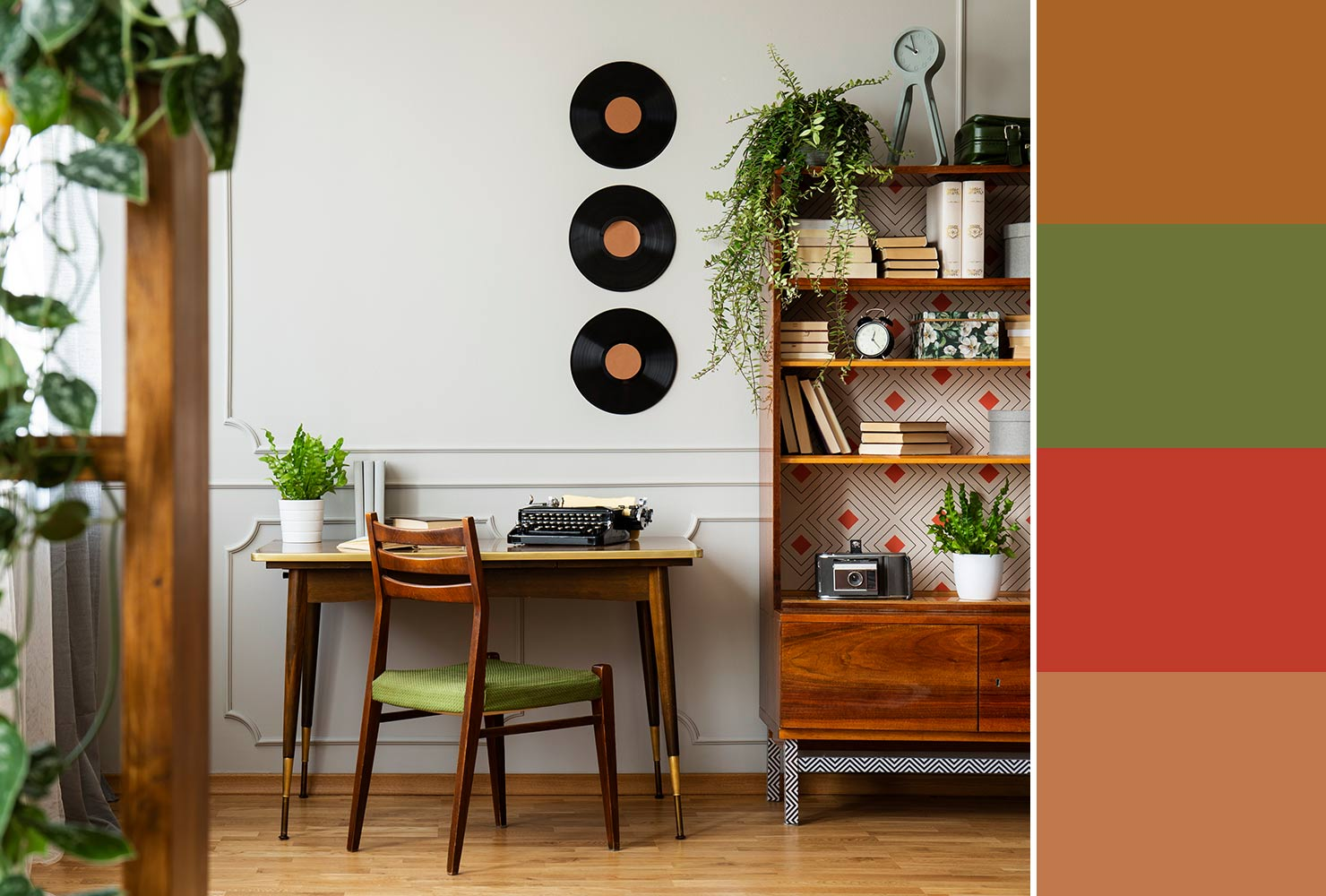 Farebné kombinácie - inšpirácie do interiéru - Obrázok č. 10