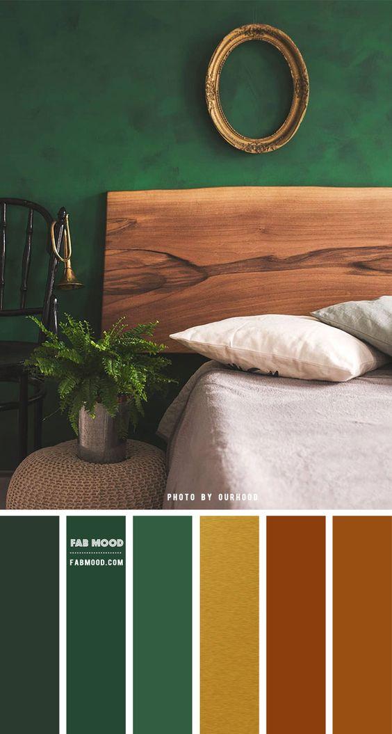 Farebné kombinácie - inšpirácie do interiéru - Obrázok č. 16