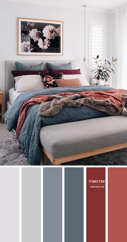 Farebné kombinácie - inšpirácie do interiéru - Obrázok č. 14