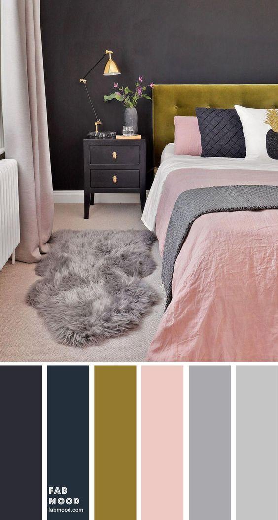 Farebné kombinácie - inšpirácie do interiéru - Obrázok č. 23