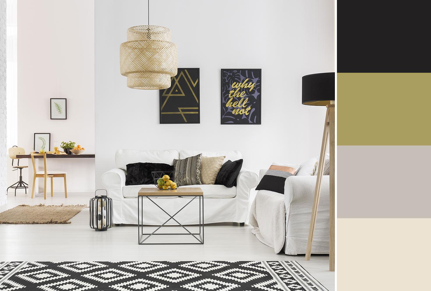 Farebné kombinácie - inšpirácie do interiéru - Obrázok č. 30