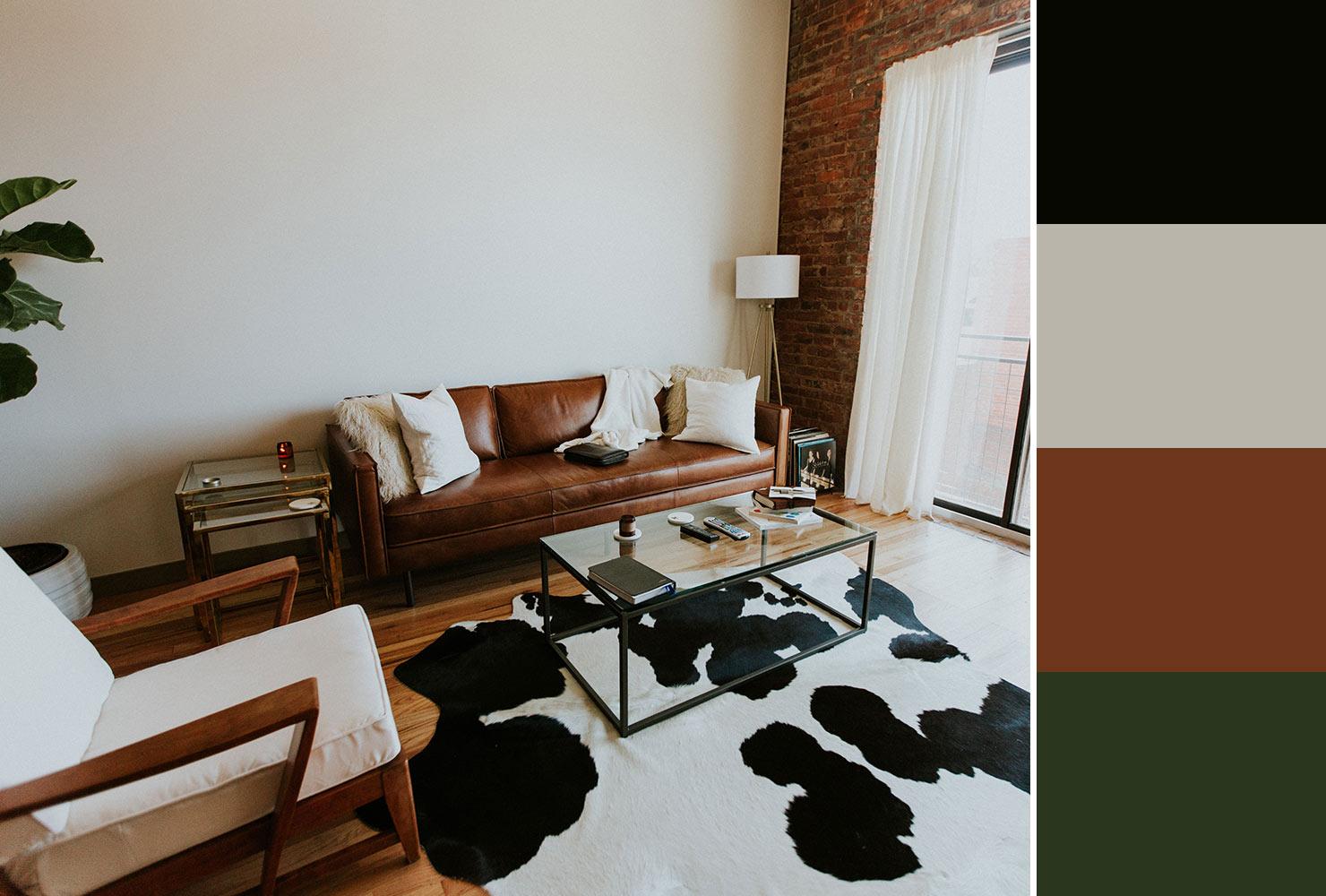 Farebné kombinácie - inšpirácie do interiéru - Obrázok č. 25