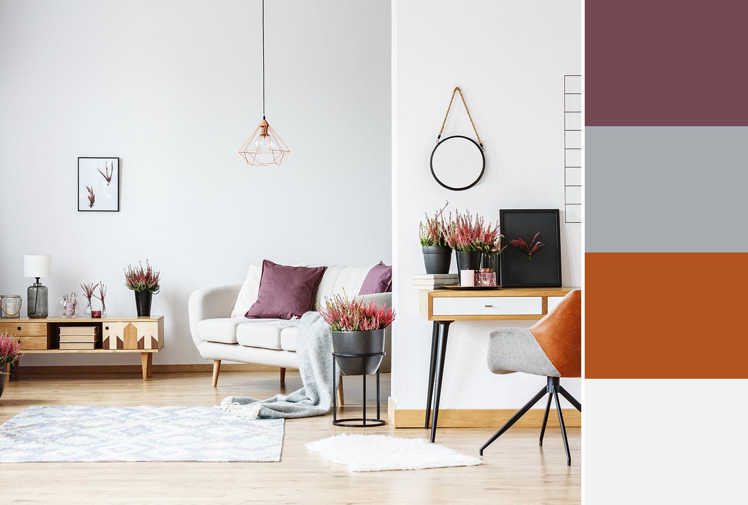 Farebné kombinácie - inšpirácie do interiéru - Obrázok č. 29
