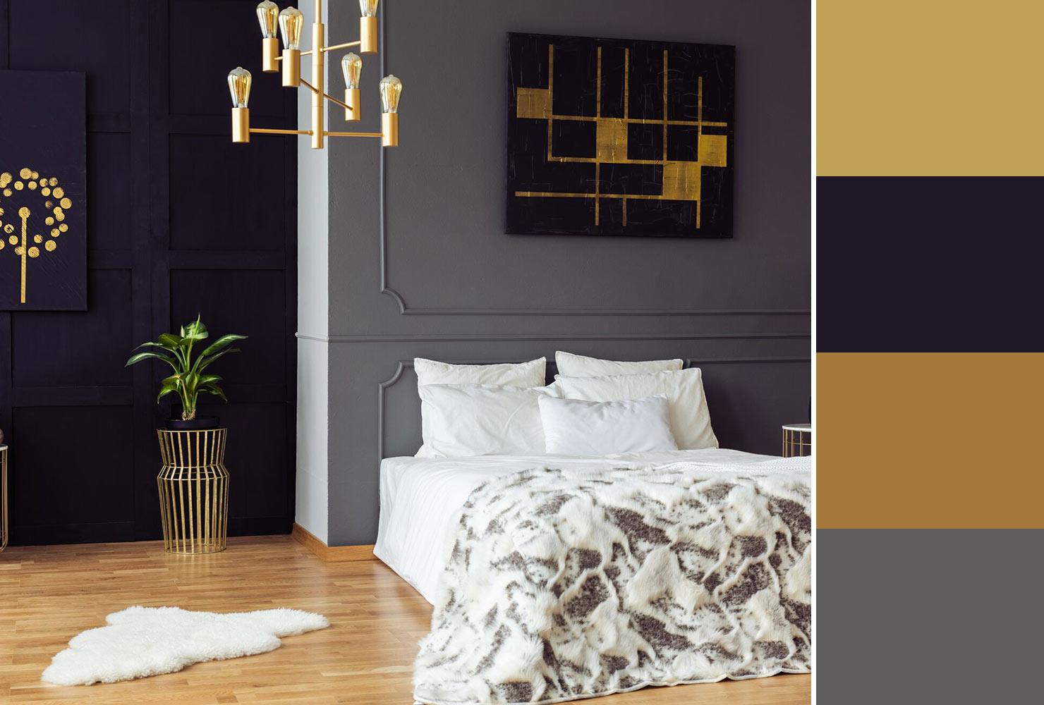 Farebné kombinácie - inšpirácie do interiéru - Obrázok č. 33