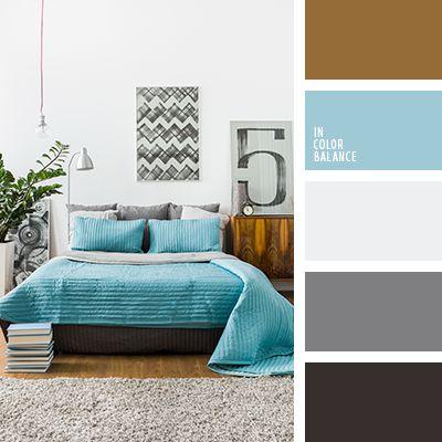 Farebné kombinácie - inšpirácie do interiéru - Obrázok č. 60