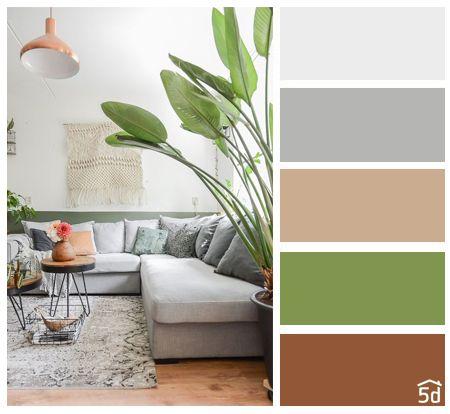 Farebné kombinácie - inšpirácie do interiéru - Obrázok č. 59