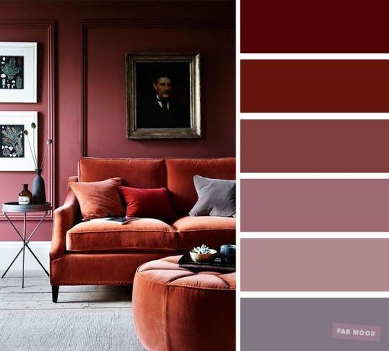 Farebné kombinácie - inšpirácie do interiéru - Obrázok č. 45