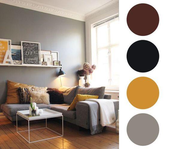 Farebné kombinácie - inšpirácie do interiéru - Obrázok č. 50