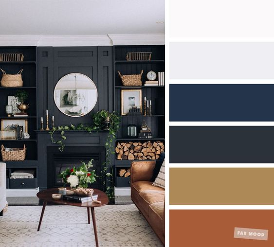 Farebné kombinácie - inšpirácie do interiéru - Obrázok č. 47