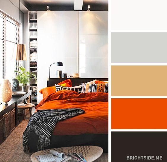 Farebné kombinácie - inšpirácie do interiéru - Obrázok č. 51
