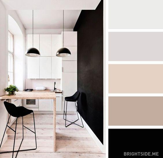 Farebné kombinácie - inšpirácie do interiéru - Obrázok č. 58