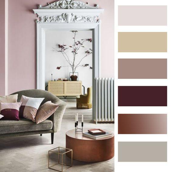 Farebné kombinácie - inšpirácie do interiéru - Obrázok č. 44