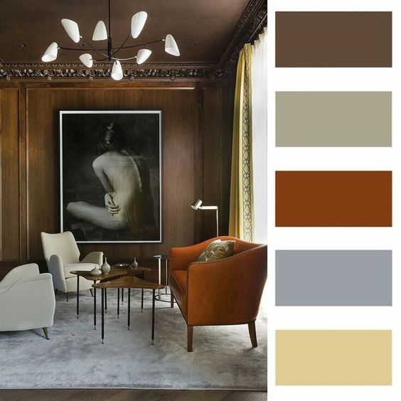 Farebné kombinácie - inšpirácie do interiéru - Obrázok č. 55