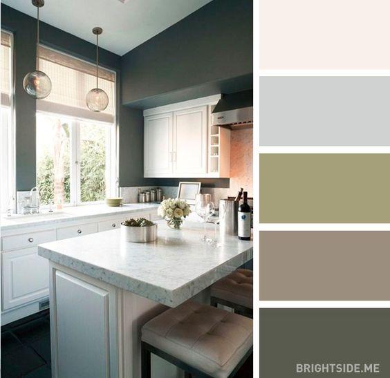 Farebné kombinácie - inšpirácie do interiéru - Obrázok č. 52