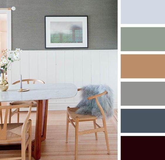 Farebné kombinácie - inšpirácie do interiéru - Obrázok č. 57