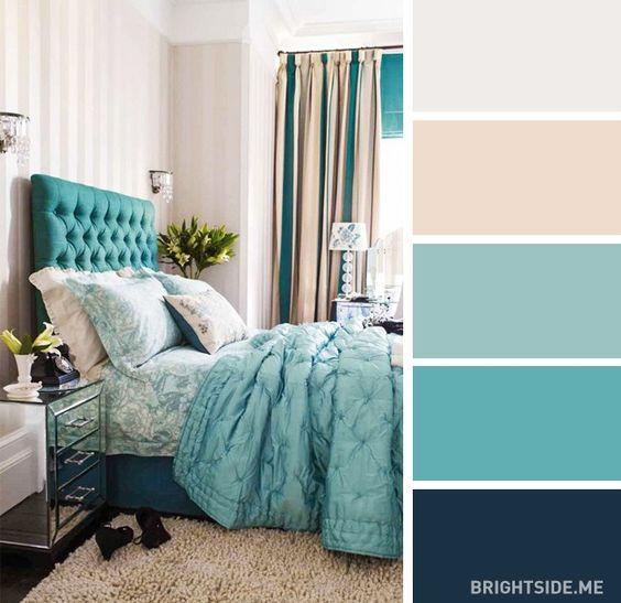 Farebné kombinácie - inšpirácie do interiéru - Obrázok č. 41