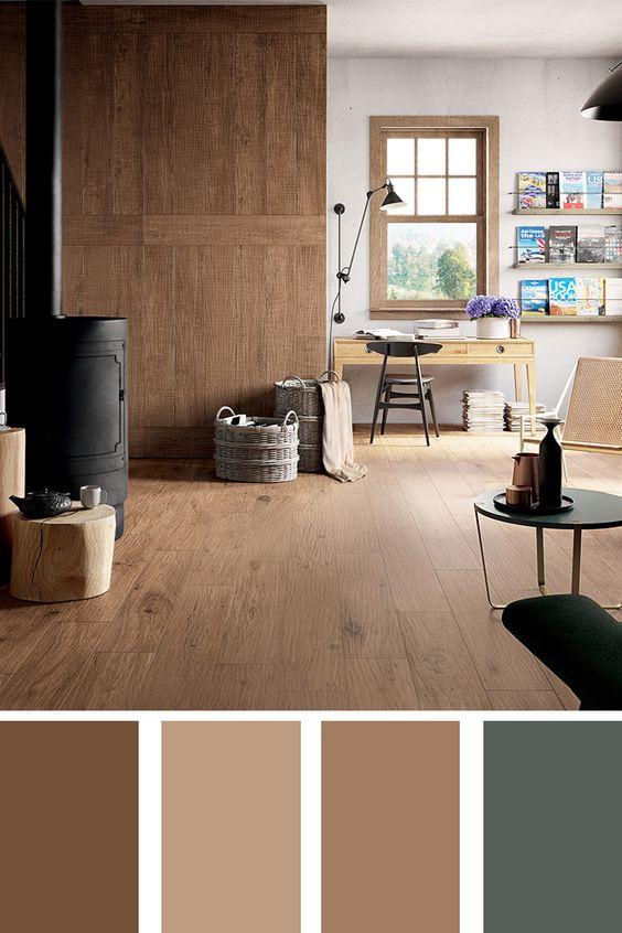 Farebné kombinácie - inšpirácie do interiéru - Obrázok č. 46