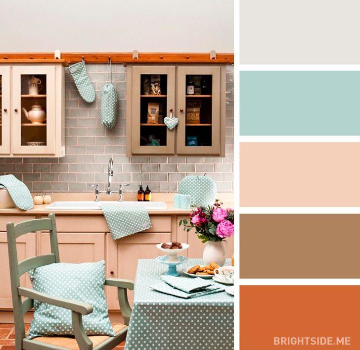 Farebné kombinácie - inšpirácie do interiéru - Obrázok č. 56