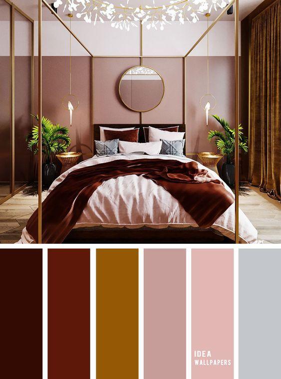Farebné kombinácie - inšpirácie do interiéru - Obrázok č. 40