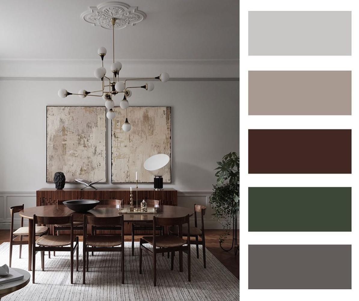 Farebné kombinácie - inšpirácie do interiéru - Obrázok č. 76