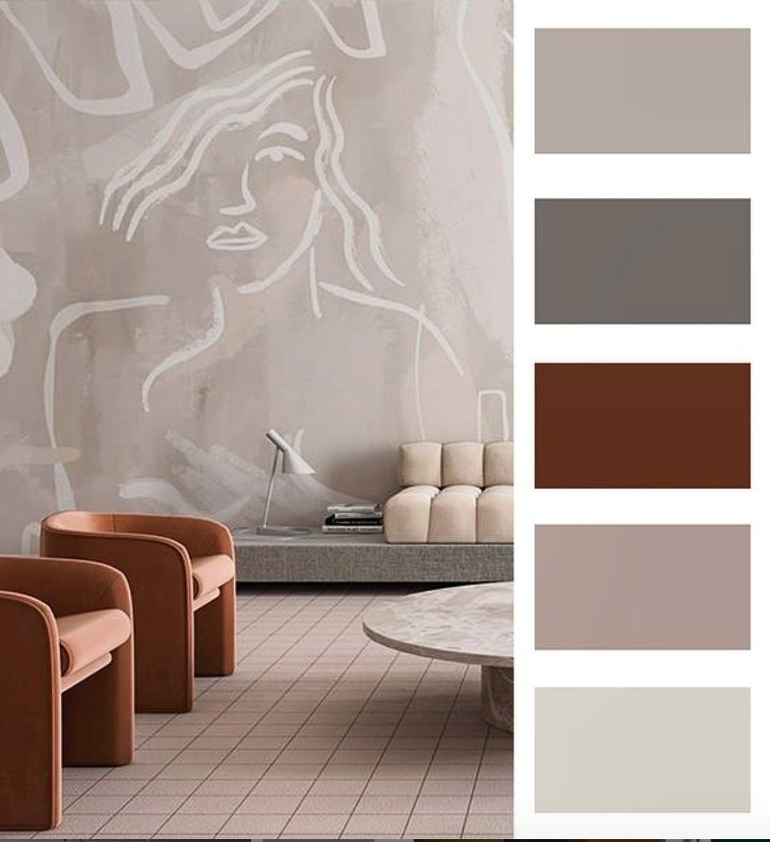 Farebné kombinácie - inšpirácie do interiéru - Obrázok č. 63