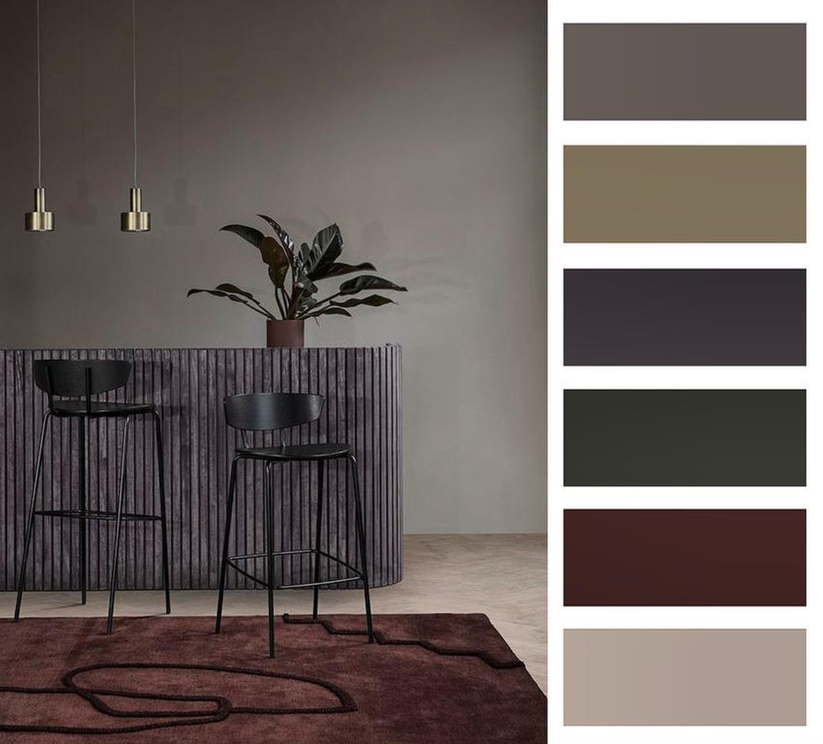 Farebné kombinácie - inšpirácie do interiéru - Obrázok č. 67