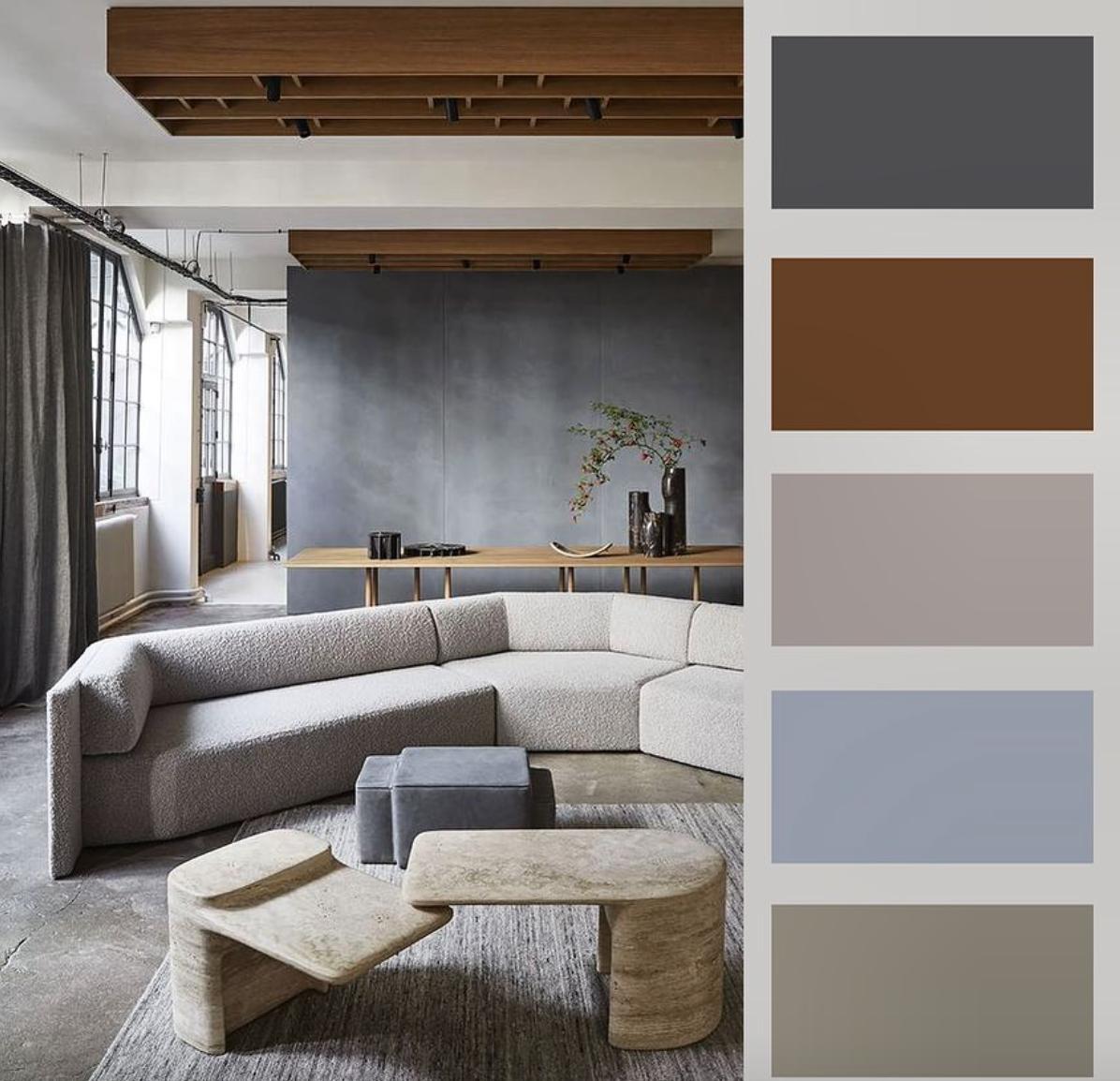 Farebné kombinácie - inšpirácie do interiéru - Obrázok č. 69
